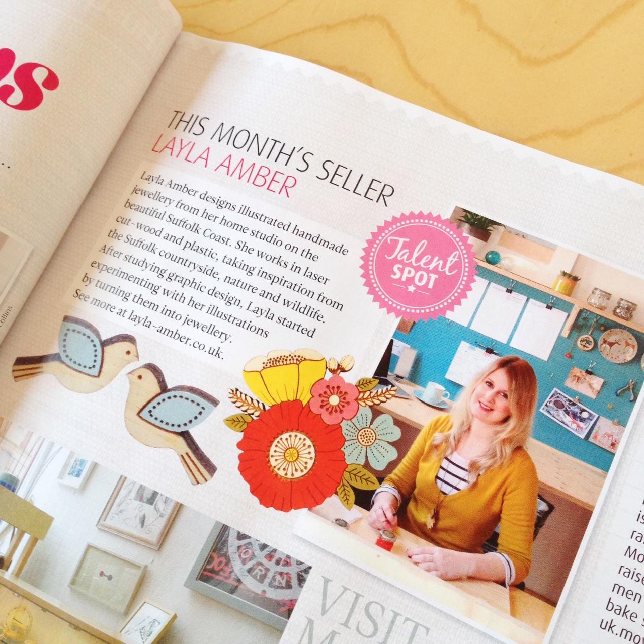 Craftseller magazine issue 43 November 2015