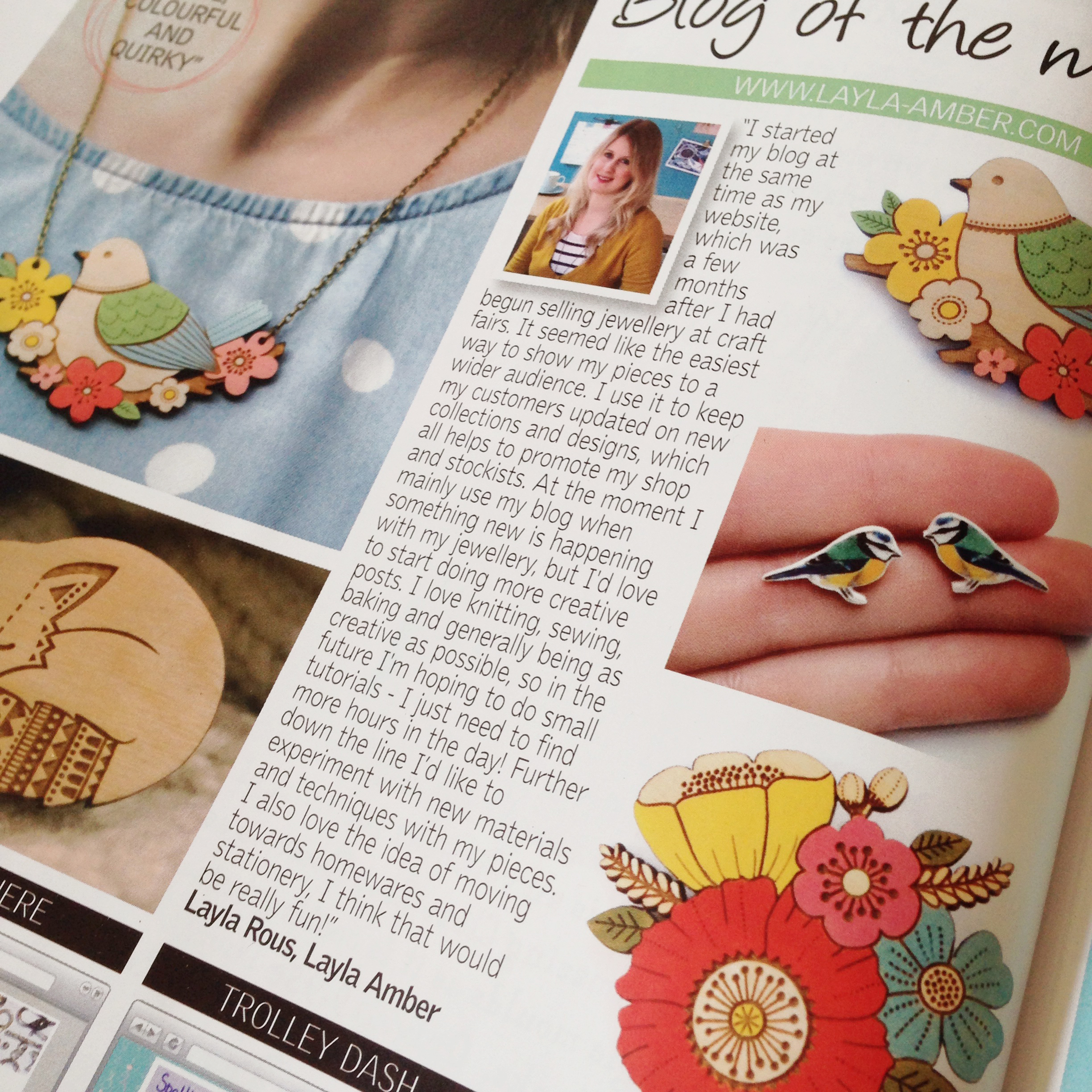 make and sell jewellery feature
